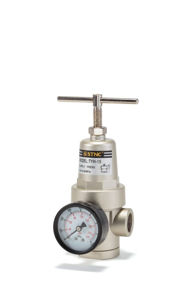 TR4HP High Pressure Regulator Unit
